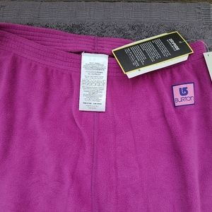 Girls fleece pants